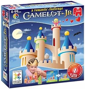 Smart Games - Jeu enfant - Camelot JR - Jeu De Réflexion Et De Logique Amusant