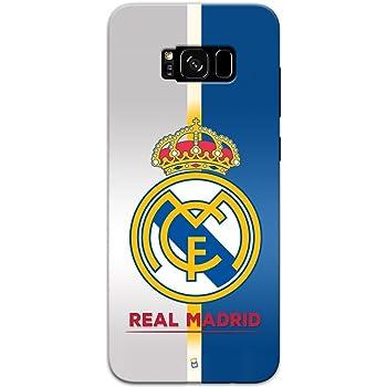 myPhoneMate Real Madrid Designer Printed Hard Matte Mobile Case Back Cover for Samsung Galaxy S8 Plus