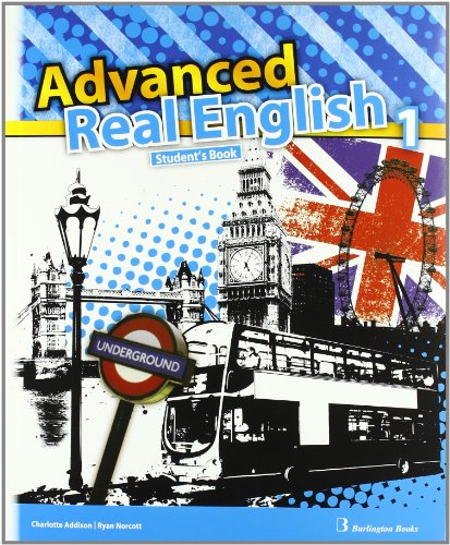 Advanced real english student's book 1º eso