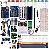 Kuman projet Super Kit de démarrage pour Arduino UNO R3 Mega2560 Mega328 Nano