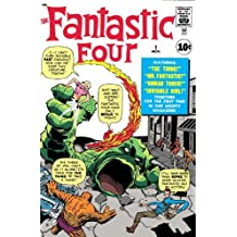 Best Of The Fantastic Four Volume 1 HC by Stan Lee (2005-05-25)