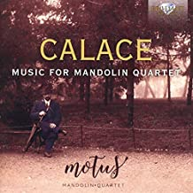 Music for Mandolin Quartet
