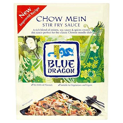 Unbekannt Blue Dragon Chow Mein Sprang Sauce 120g (Pack 6x 120g)