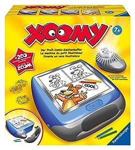 Ravensburger Xoomy - Juegos educativos (Azul, Verde, Niño/niña, 7 año(s), 12 páginas, Caja Cerrada)