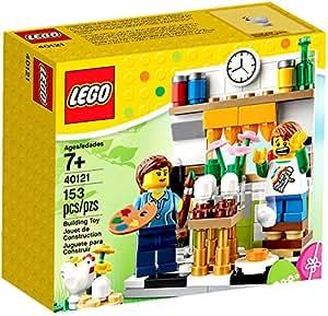 40121 - LEGO - Les œufs de Pâques à peindre