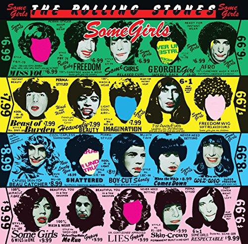 Some Girls [Vinyl Maxi-Single] (Rolling Stones Vinyl Record)
