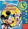 MICKEY Y MINNIE MOUSE CLOCK: ES HORA DE DIVERTIRSE par Mouse