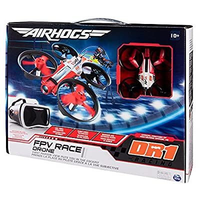 Air Hogs Official DR1 FPV Race Drone