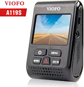 Viofo A119s Full Hd 1080p Car Dashcam Super Night Camera Photo