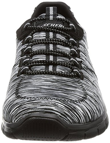 Skechers Skechersempire Take Charge - Chaussures De Sport Basses Noires / Anthracite