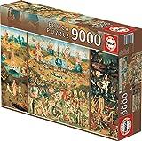 Educa Borrás - El Jardín de las delicias, puzzle de 9000 piezas (14831)