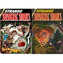 Strange Suspense Stories Issues 18 & 20 (History of murder, mystery and suspense comics) (English Edition)