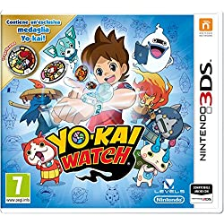 Yo-Kai Watch + Medaglia Speciale + Poster - Limited - Nintendo 3DS