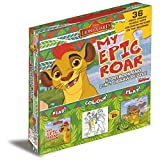 Disney Junior The Lion Guard My Epic Roar: Storybook and 2-in-1 Jigsaw Puzzle