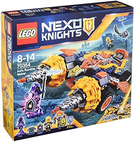 LEGO Nexo Knights 70354 - Axls Krawallmacher