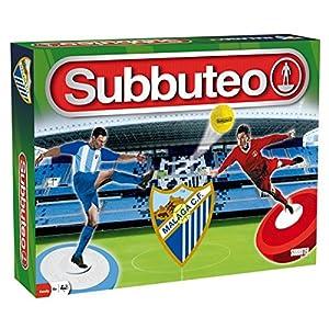 ELEVEN FORCE- Subbuteo Playset Málaga CF (63492),, Ninguna (