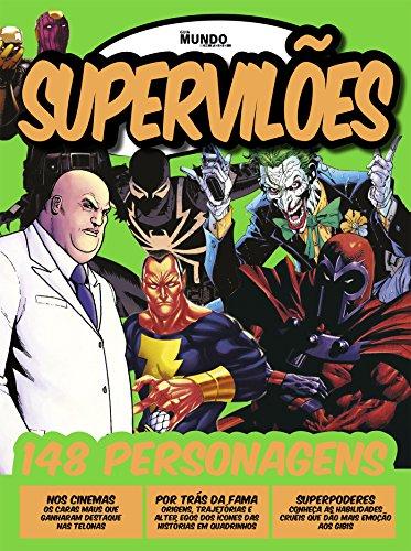 Supervilões: Guia Mundo Em Foco Ed.08 (Portuguese Edition) por On Line Editora