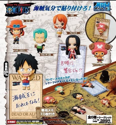 Figurine 'One Piece' - Mascot Relief Collection | Outlet Store En Ligne