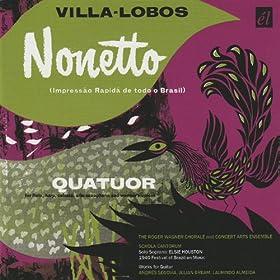 Quatuor: II. Andantino