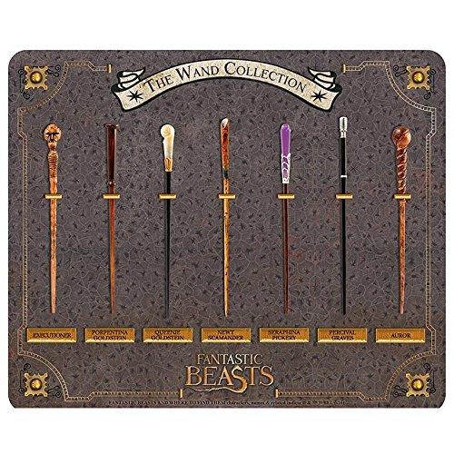 Preisvergleich Produktbild Fantastic Beasts - Mausmatte Mauspad - Zauberstäbe Collection - 23 x 19 cm