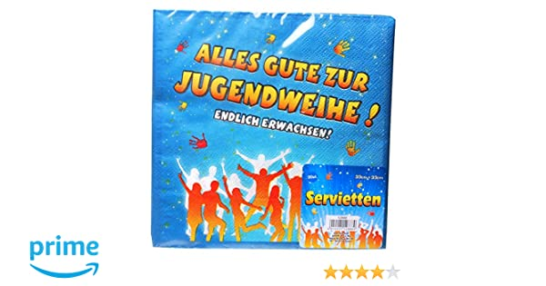 Luftschlangen Jugendweihe Dekoration 3 x 9 Stück 0,11 EUR//