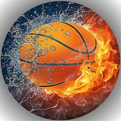 er Tortenbild Geburtstag Basketball T23 ()