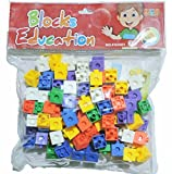 #4: D C Cube Type Education Blocks For Kids, Best Gift Toy, Multicolor