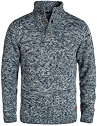 BLEND Teno - Pull en Maille - Homme