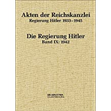 Akten Der Reichskanzlei, Regierung Hitler 1942