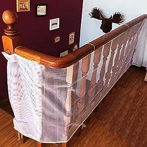 Cestmall s curit pour les enfants net protection contre for Barriere de protection pour escalier exterieur