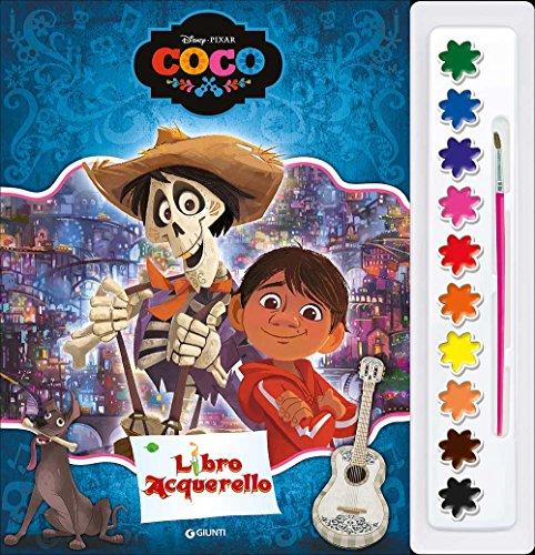 Coco. Libro acquerello. Ediz. a colori. Con gadget