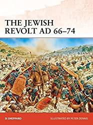 The Jewish Revolt AD 66-74 (Campaign, Band 252)