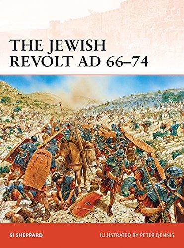 The Jewish Revolt AD 66–74 (Campaign) por Si Sheppard