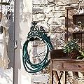 LOBERON Schlauchhalter Mathis antikschwarz von Loberon - Du und dein Garten