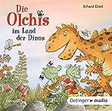 Die Olchis im Land der Dinos (CD): Hörspiel,ca. 50 Min.