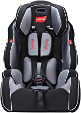 Luv Lap Premier Baby Car Seat (Gray)