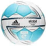 Adidas STABIL EHF CUP Handball Ball blau weiß Herren Matchball Champ Gr. 3