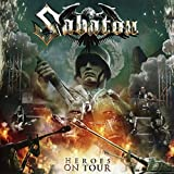Sabaton: Heroes on Tour (Audio CD)