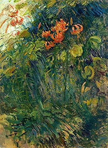 The Museum Outlet - Tiger Lilies, 1890-95 - Canvas (24 x 32 Inch)