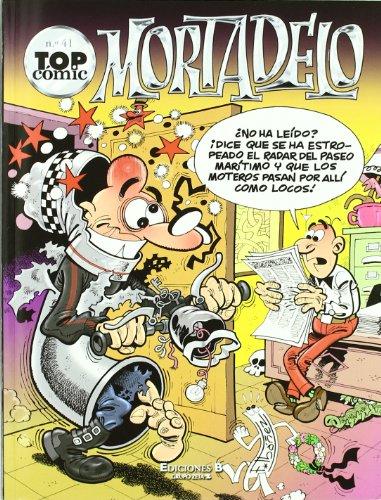 EL SULFATO ATOMICO / HAY UN TRAIDOR EN LA T.I.A. (TOP COMICS MORTADELO)