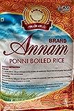 Indianstore Annam Ponni Boiled Rice gekochter Reis Riz - 10kg