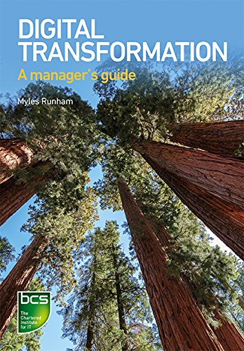 Digital Transformation: A guide for leaders and managers por Bob Black