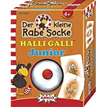 Rabe Socke - Halli Galli Junior: AMIGO - Kinderspiel (Toy)