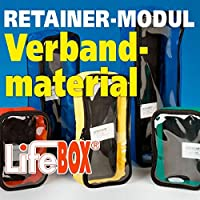 Lifebox N4 LG7080 Retainer Modul, Verbandmaterial preisvergleich bei billige-tabletten.eu