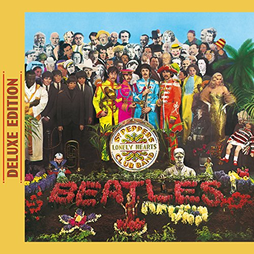Bilderesultat for the beatles sgt. pepper's lonely hearts club band
