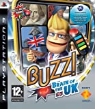 Buzz! Brain of the UK (PS3) [Importación Inglesa]