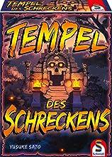 Schmidt Spiele 75046 Templo del Schreckens, Juego y Puzzle