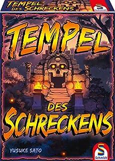 Schmidt Spiele 75046 Tempel des Schreckens, Spiel und Kartenspiel (B01HRY982C) | Amazon Products