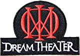DREAM THEATER Punk Rock Music Band Logo Heavy Metal Jacket T shirt Aufnäher bestickt Symbol Plakette, Schild-Kostüm