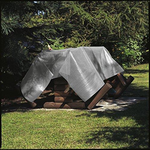 Windhager Gitterfolie Rolle, 6 x 2 m - 5